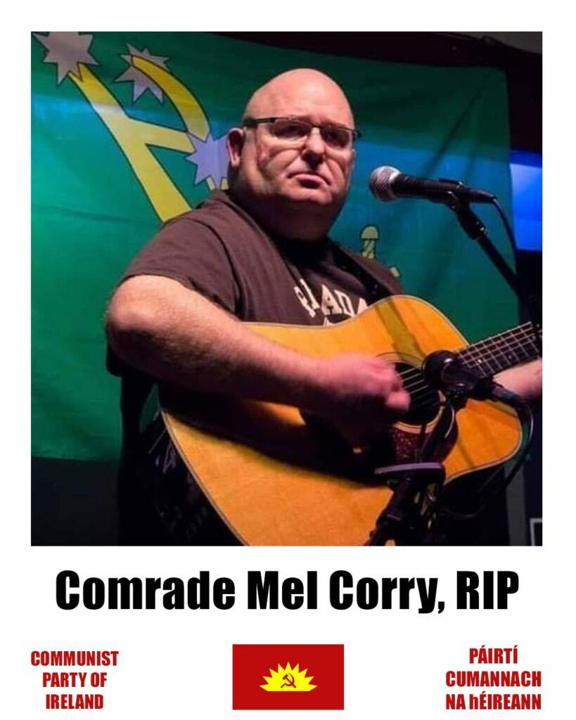 Mel Corry 1